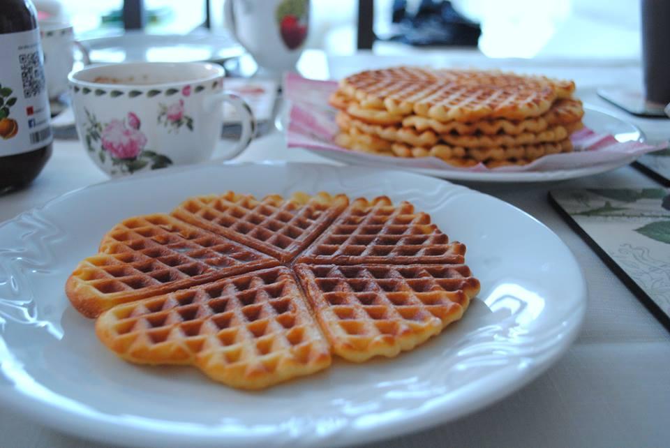 belgicke waffle recpet