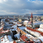 výhľad Košice