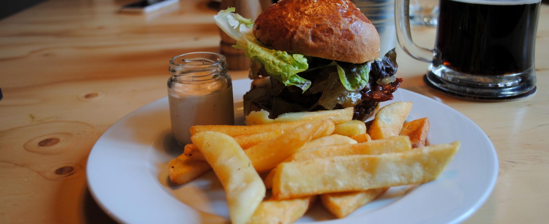 Burger z Tabačky je znamenitý