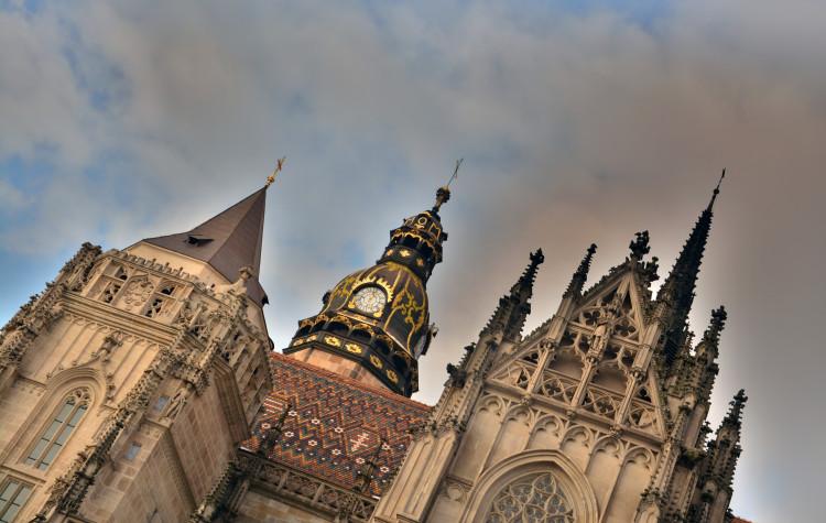 severná veža košice dóm sv. alžbety