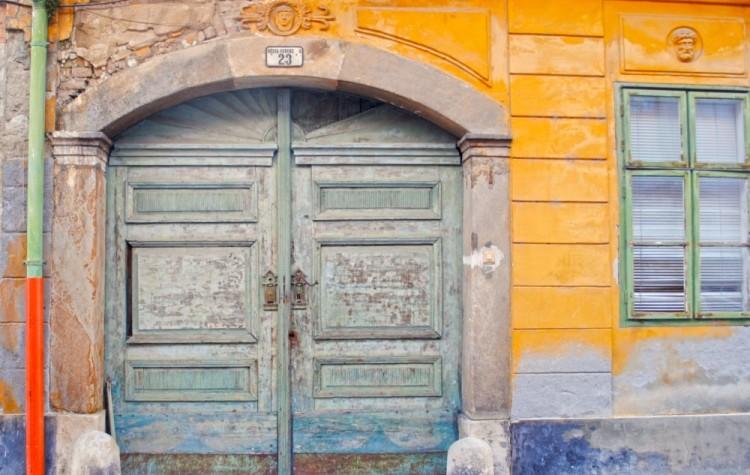 brána v Győri