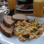 Výborné raňajky v Ostrave - Sí