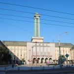 Nová radnica v Ostrave má aj vyhliadkovú vežu.