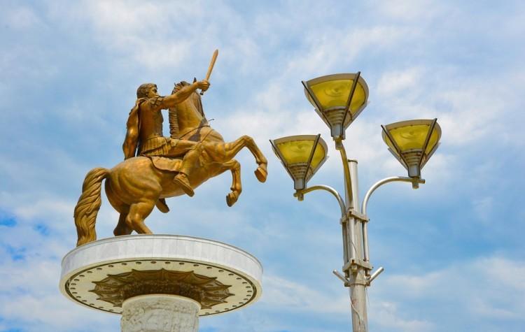 Do Skopje priletíte aj z Bratislavy (zdroj: pixabay.com)