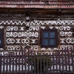drevenica čičmany ornamenty