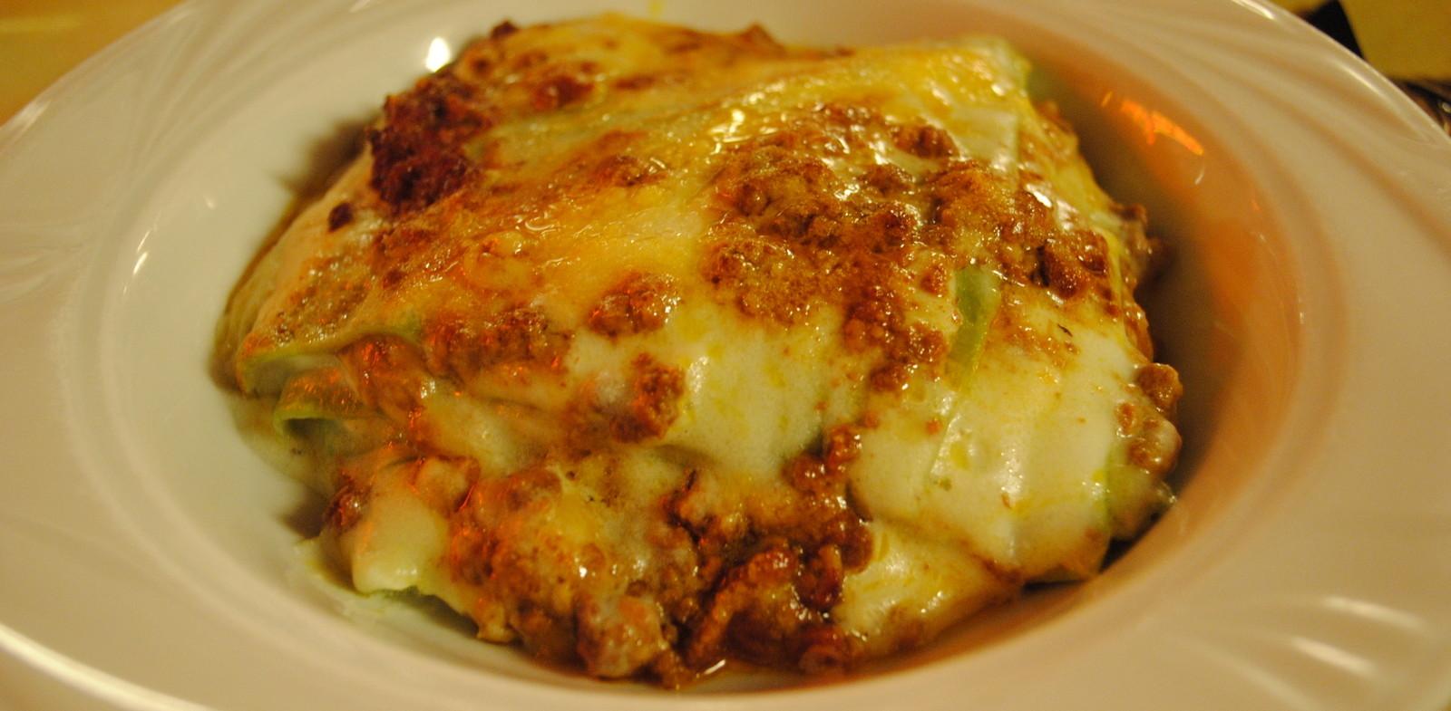 Bolognské lasagne musíte vyskúšať