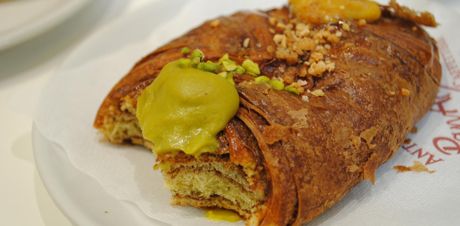 croissant bologna