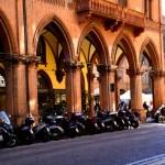bologna motorky obluky
