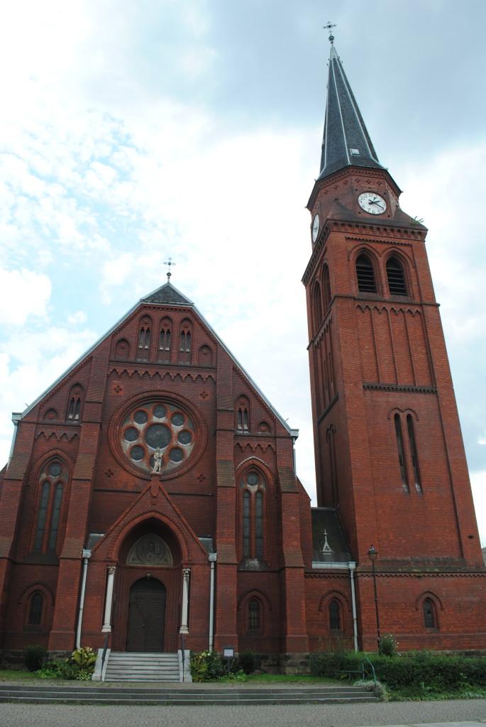 kostel svatého pavla vitkovice ostrava