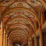 bologna oblúky arcades