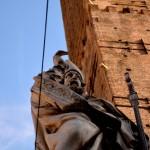 socha dve veže bologna
