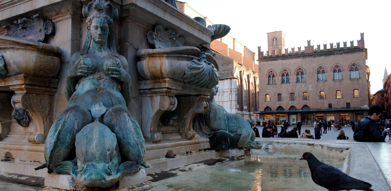 neptunova fontana bologna