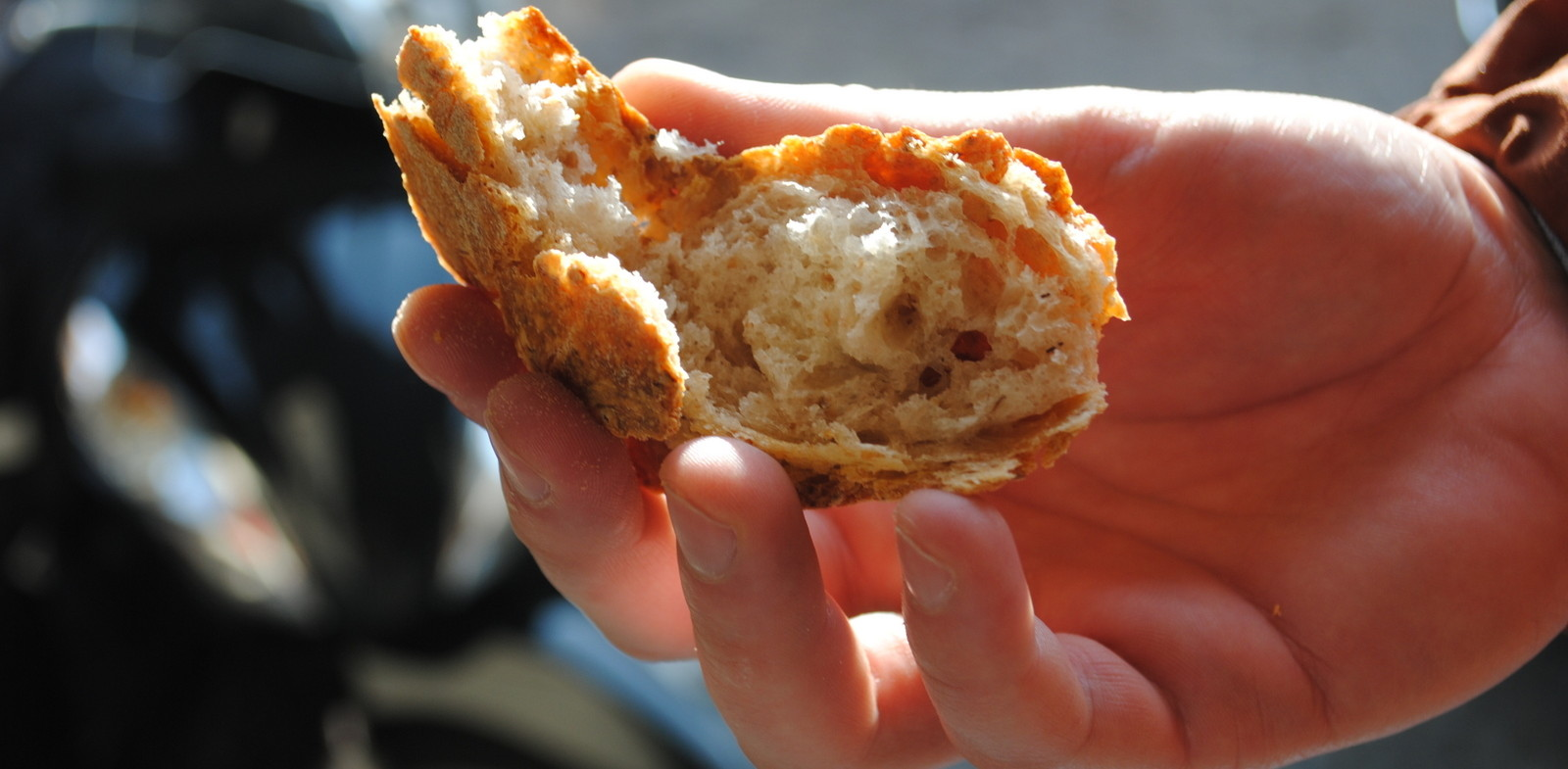 Ochutnajte taliansky chlieb