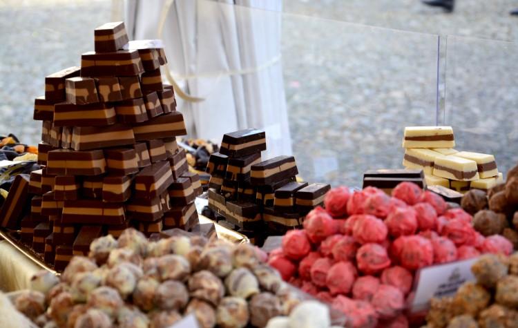 modena namestie cokoladove trhy