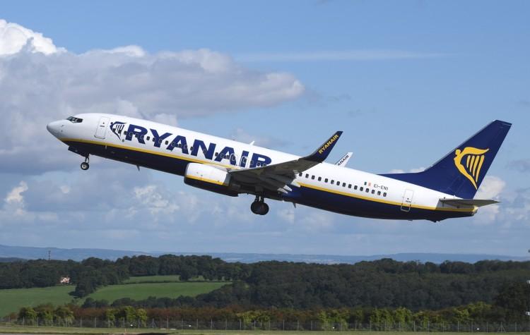 Ryanair Izrael