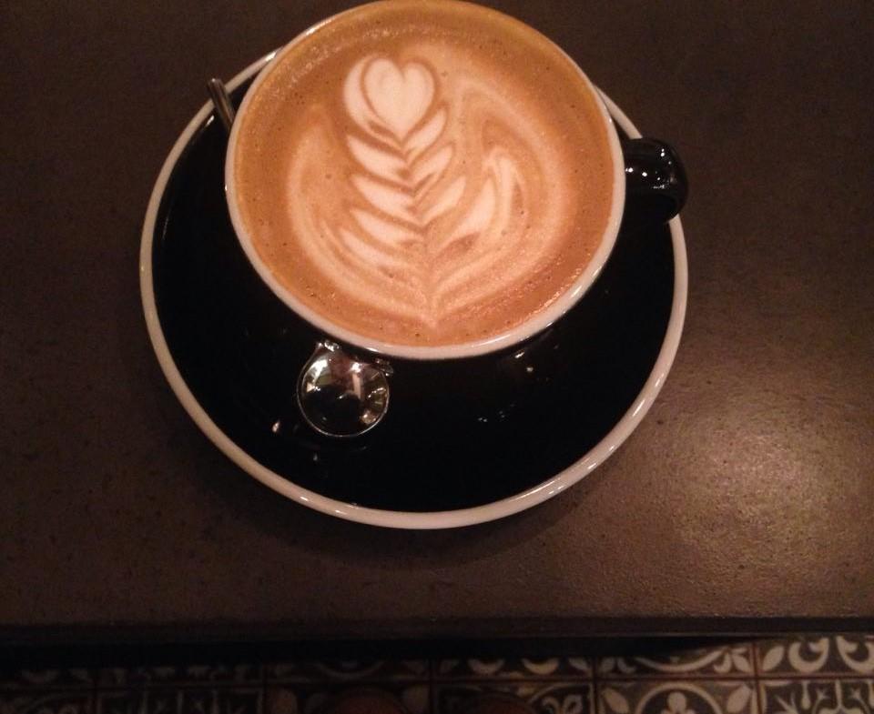 urban bistro cappuccino