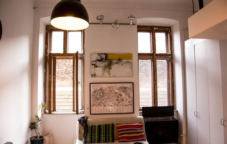 apartmán budapešť airbnb