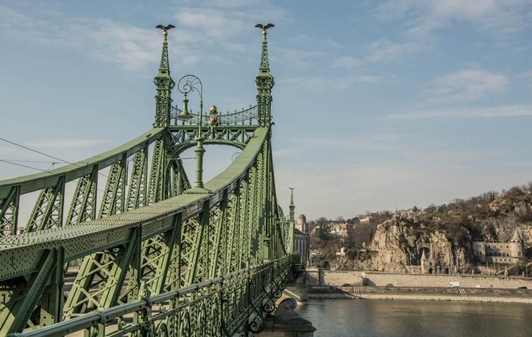 Szabadság híd Budapest