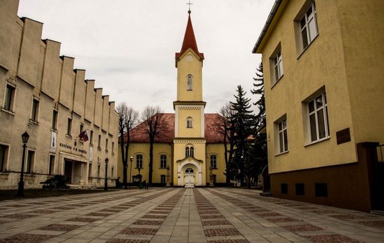 evanjelický kostol liptovský mikuláš