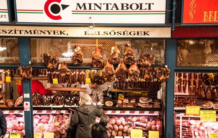nagyvásárcsarnok budapest
