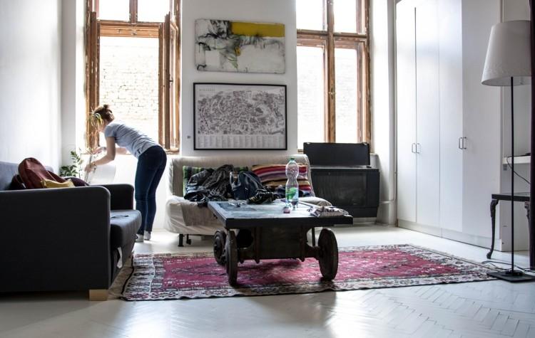 ubytovanie v budapesti airbnb