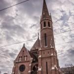 kostol v budapešti