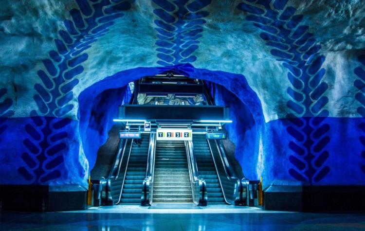 t-centralen metro stockholm