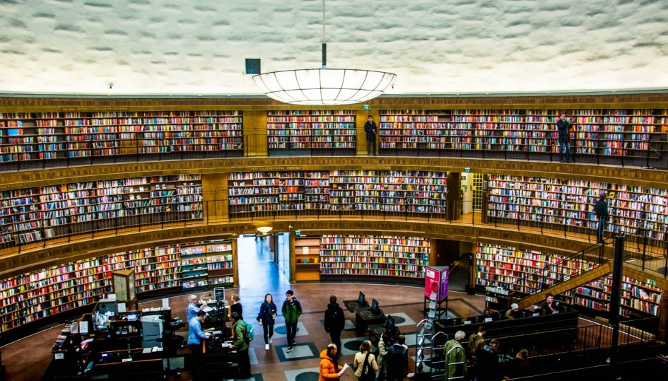 library stockholm