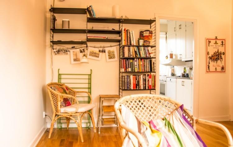 Airbnb stockholm skusenosti david