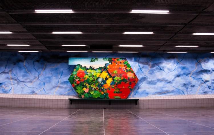 Stadion stockholm metro