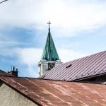 kostol bytča všetkých svätých