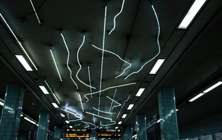 Hötorget metro stockholm underground