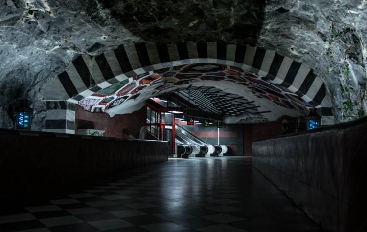 Kungsträdgården stockholm metro