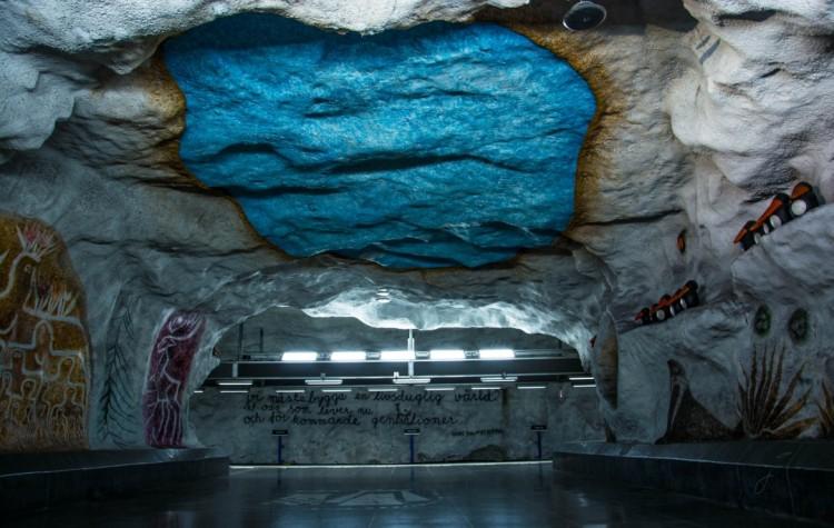Tensta stockholm metro