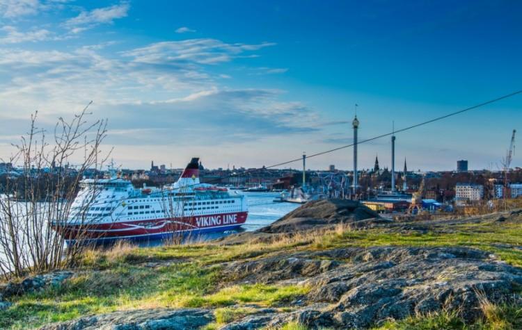 Fåfängan djurgarden stockholm view grona lund