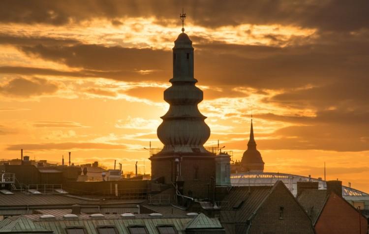katarinahissen stockholm sunset