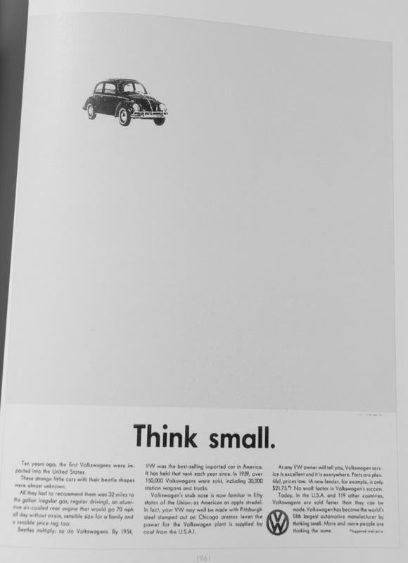 think small volskwagen