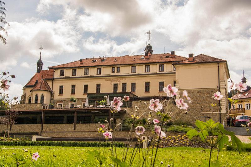 Augustiniánský dům luhačovice