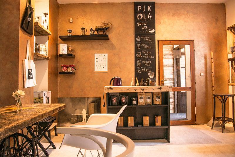 kaviareň pikola šumperk