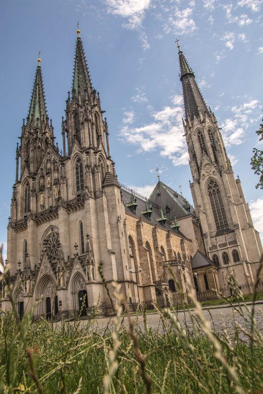 Katedrála sv. Václava Olomouc