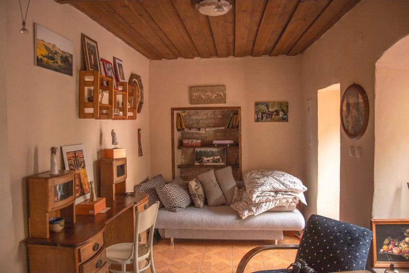airbnb ubytovanie banská štiavnica