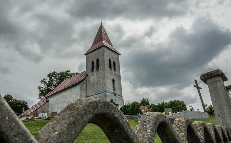 Abramová ranogotický kostol