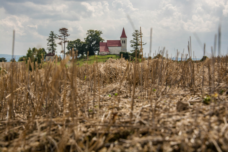 abrámová kostol