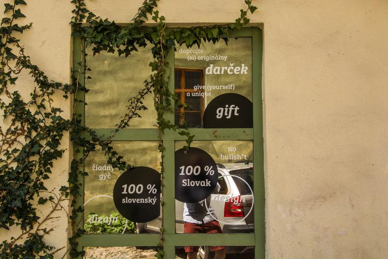 dizajnový obchod iné oné banská štiavnica