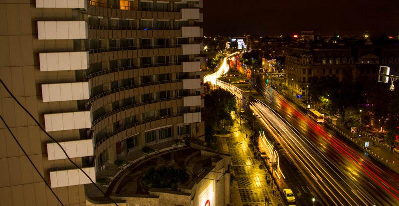 airbnb výhľad z balkóna