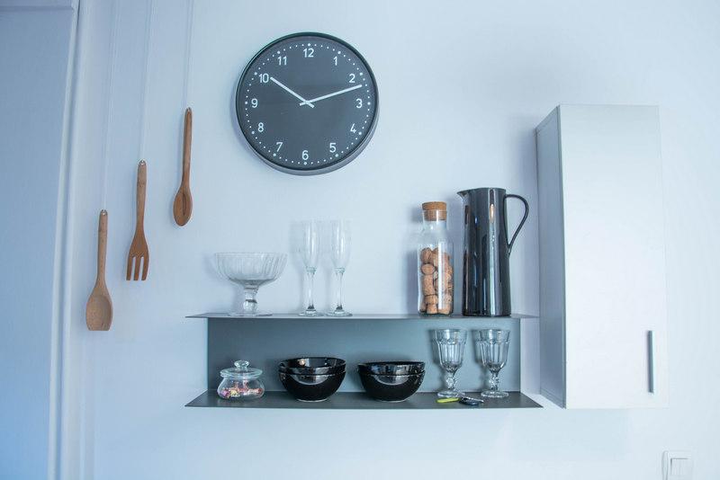 kuchyňa detail airbnb bukurešt
