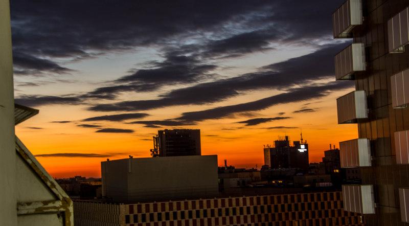 skúsenosti s airbnb východ slnka