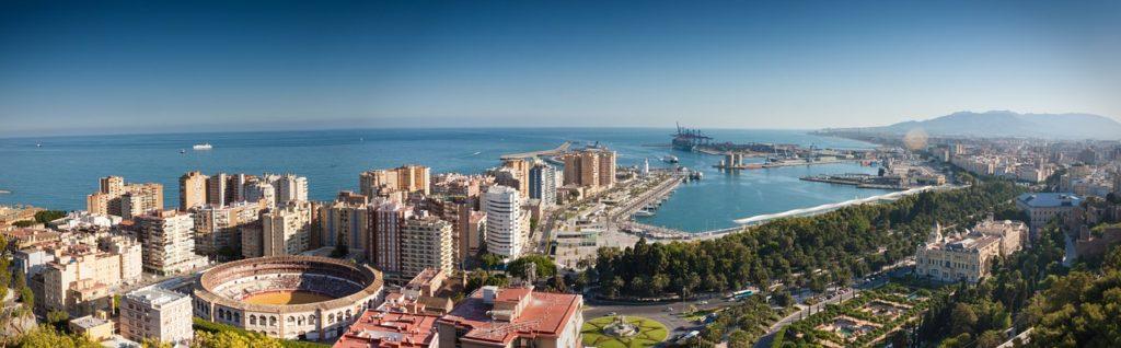 malaga španielsko