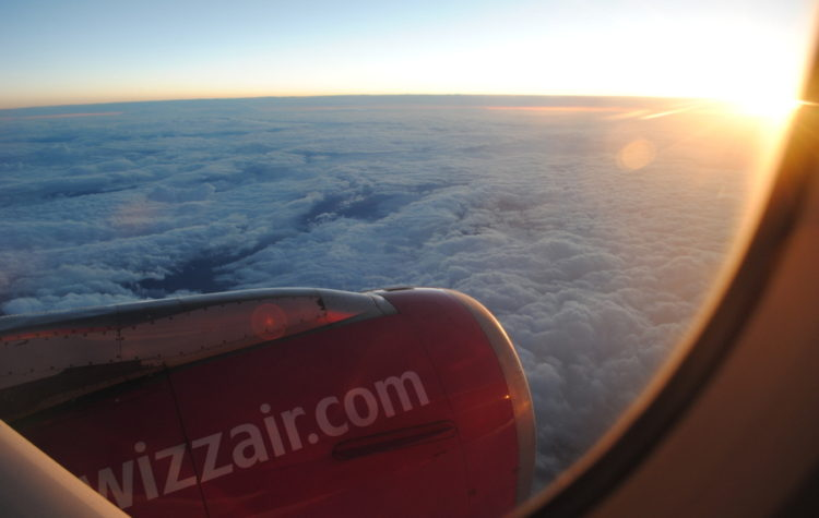 Wizzair bude z BA lietať aj do Kyjeva