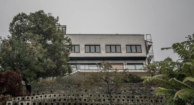Vilová štvrť v Barrandove Zuzana Hlúchová
